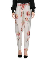 Ottod'Ame - Casual Pants - Lyst