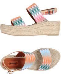 Missoni - Sandals - Lyst