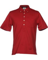 Black Fleece By Brooks Brothers - Polo Shirt - Lyst