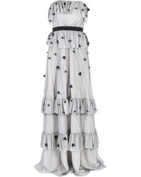 Daniele Carlotta - Long Dress - Lyst