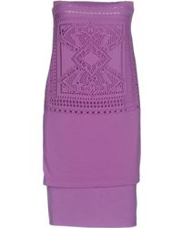 Guess - Short Dresses - Lyst