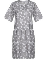 ROSSO35 | Short Dress | Lyst