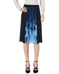 Elie Tahari - Knee Length Skirts - Lyst