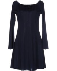 Carla G - Short Dress - Lyst