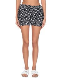 Norma Kamali - Beach Shorts And Trousers - Lyst