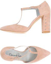 Emanuela Passeri - Court Shoes - Lyst