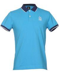Marina Yachting - Polo Shirt - Lyst