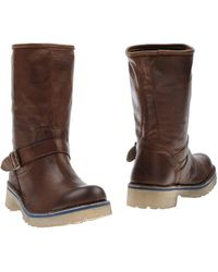 Lecrown - Ankle Boots - Lyst