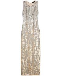 Jenny Packham - Langes Kleid - Lyst