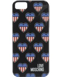 Love Moschino - Covers & Cases - Lyst