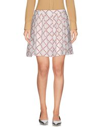 Pepe Jeans - Mini Skirt - Lyst