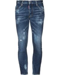 DSquared² Denim Pants - Blue