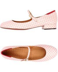 Chie Mihara - Ballet Flats - Lyst