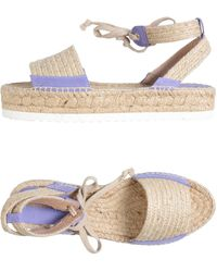 """intentionally_______."" - Espadrilles - Lyst"