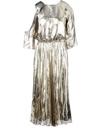 ANOUKI - Knee-length Dress - Lyst