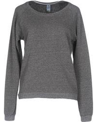 Alternative Apparel - Sweatshirt - Lyst