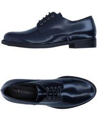 Tru Trussardi - Lace-up Shoe - Lyst