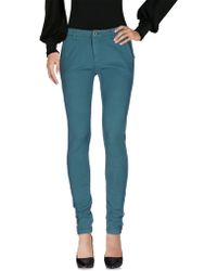 Mango - Casual Trousers - Lyst