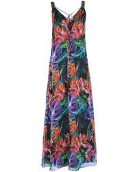 Matthew Williamson - Long Dress - Lyst