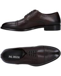 Pal Zileri - Lace-up Shoes - Lyst