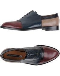 Alberto Fermani - Lace-up Shoe - Lyst
