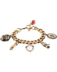 Alexander McQueen - Bracelet - Lyst
