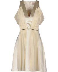 Christopher Kane - Short Dress - Lyst