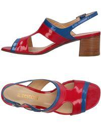 A.Testoni - Sandals - Lyst