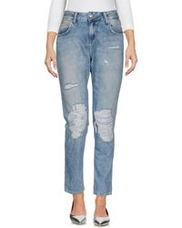 Brian Dales - Denim Trousers - Lyst