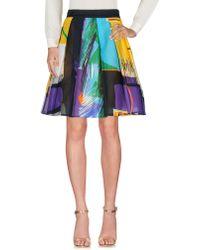 Angelo Marani | Knee Length Skirt | Lyst
