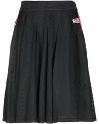 Nike - Knee Length Skirt - Lyst