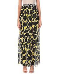 Fontana Couture - Long Skirt - Lyst