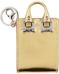 Sophie Hulme - Key Ring - Lyst