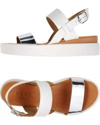 Keys - Sandals - Lyst
