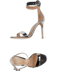 Gianvito Rossi - Sandals - Lyst