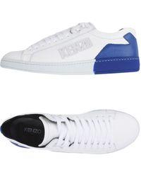 KENZO - Low-tops & Sneakers - Lyst
