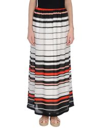 Anonyme Designers - Long Skirt - Lyst