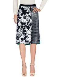 Severi Darling - Knee Length Skirt - Lyst