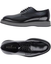 Hogan - Lace-up Shoe - Lyst