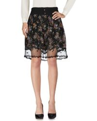 COACH - Knee Length Skirts - Lyst