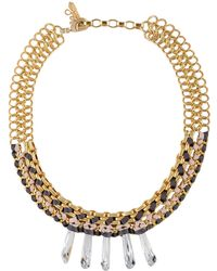 John & Pearl - Necklace - Lyst