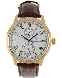 Earnshaw - Wrist Watches - Lyst