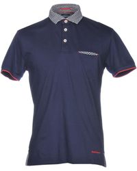 Henry Cotton's - Polo Shirts - Lyst