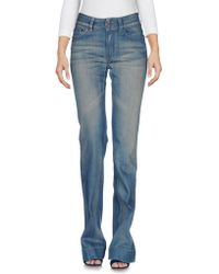 DRYKORN - Denim Trousers - Lyst