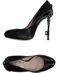 John Richmond Black Label - Pump - Lyst