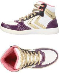 Hummel - High-tops & Sneakers - Lyst
