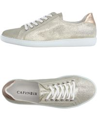 CafeNoir - Low-tops & Trainers - Lyst