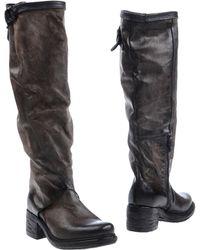 huge discount 7cd1c 8e6bd Women's A.s.98 Knee boots On Sale - Lyst