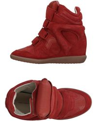Étoile Isabel Marant - High-tops & Sneakers - Lyst