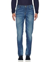 Obvious Basic - Denim Trousers - Lyst